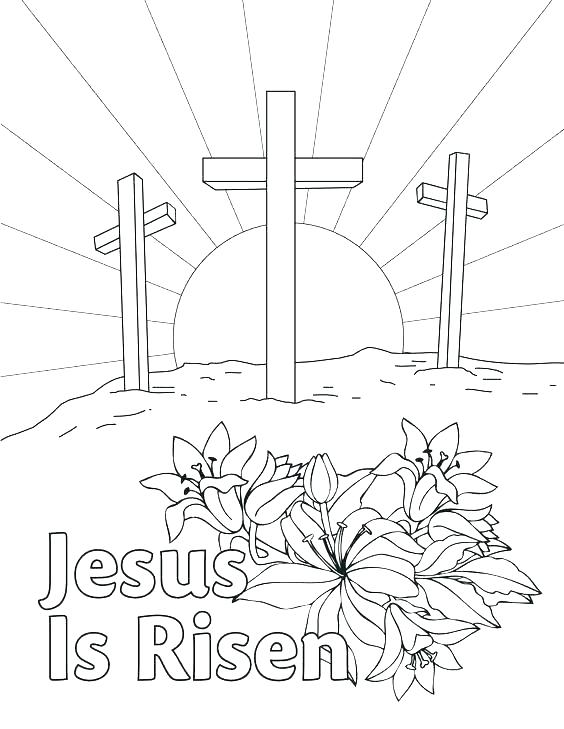 564x729 Resurrection Of Jesus Coloring Pages Coloring Pages Coloring Pages