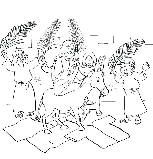 627x650 Coloring Pages Of Jesus Resurrection Coloring Pages Coloring Pages