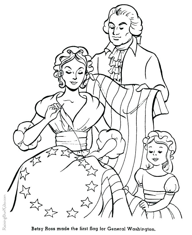 670x820 War Coloring Page N Revolutionary War Revolutionary War Episode