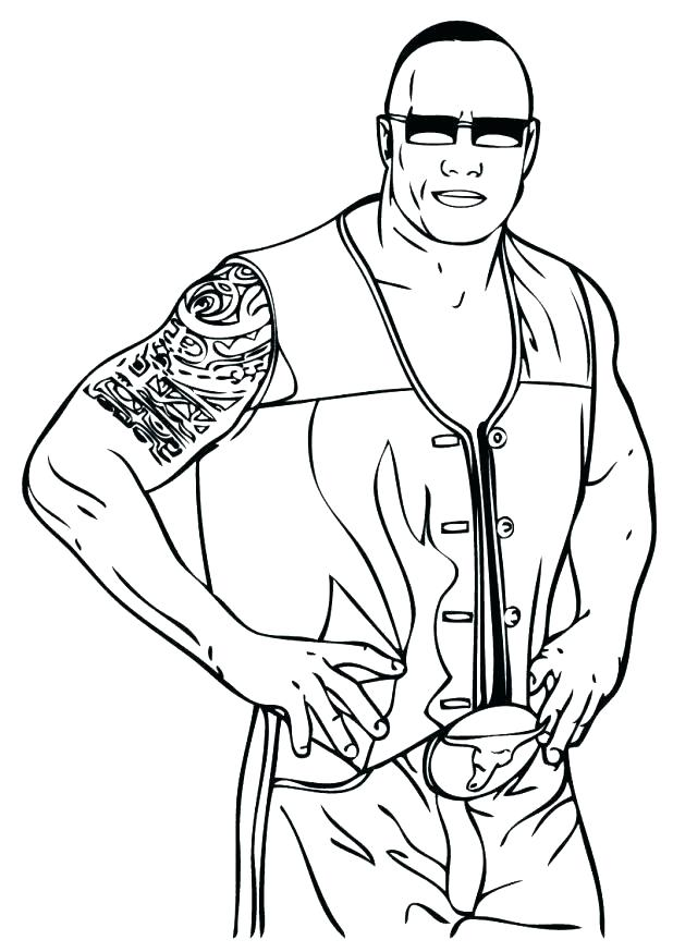 618x874 Wwe Sin Cara And Rey Mysterio Coloring Pages Fresh John Fuhrer