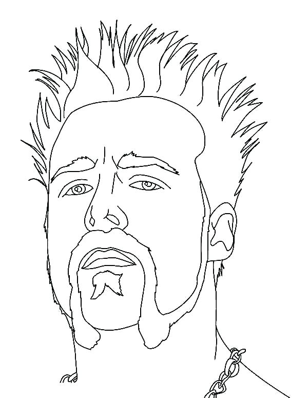 600x775 Rey Mysterio Mask Coloring Pages Mask Coloring Pages Mask Coloring