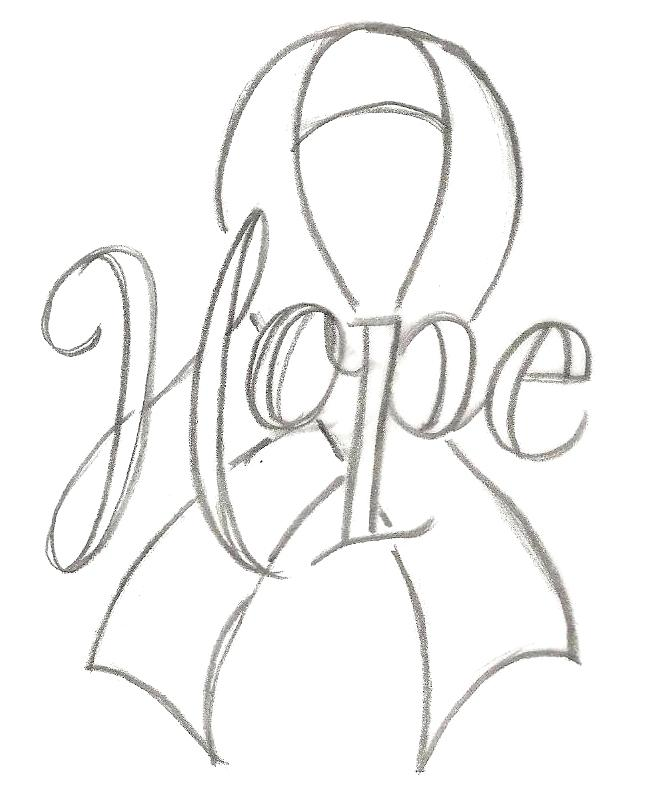 655x790 Download Cancer Ribbon Coloring Pages Cancer Ribbon Coloring Pages