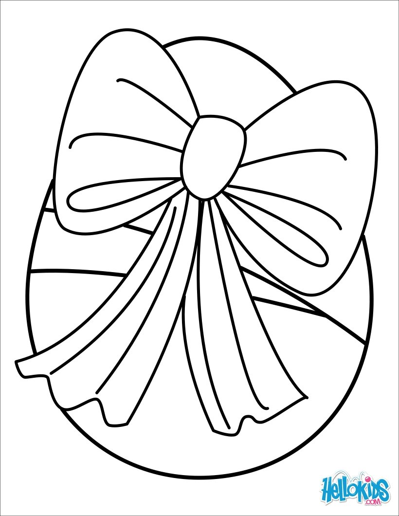 Ribbon Coloring Page at GetDrawings com | Free for personal