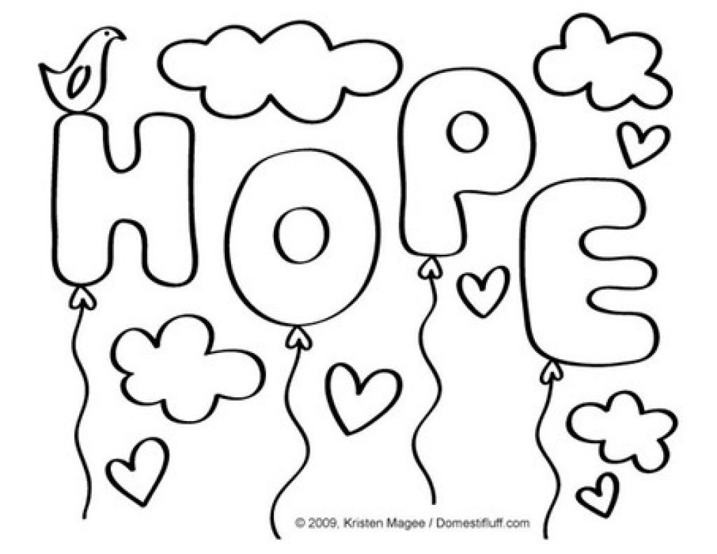1024x791 Breast Cancer Awareness Printable Coloring Pages And With Glum Me