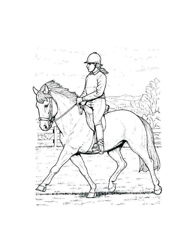 671x869 Horse Racing Coloring Pages Horse Racing Coloring Pages Racing