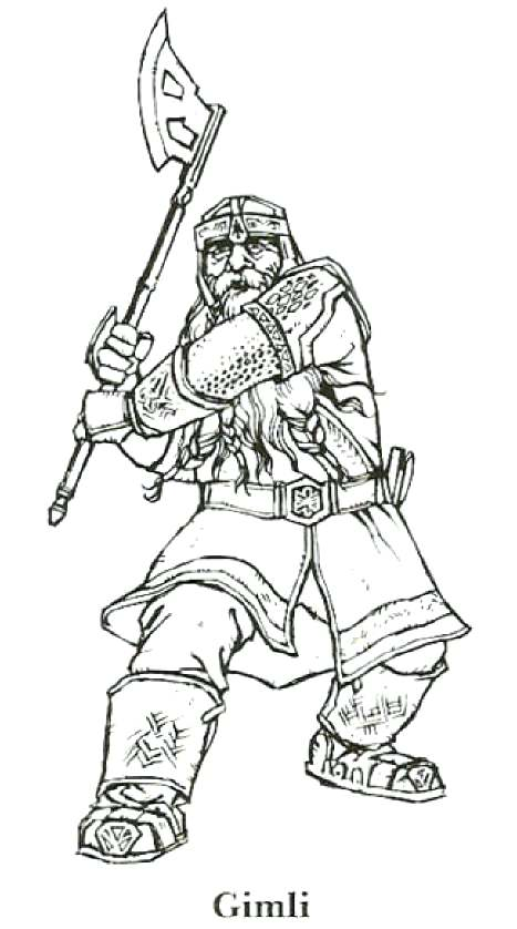 467x838 Lord The Rings Seigneur Coloring Page Lord The Rings Lord