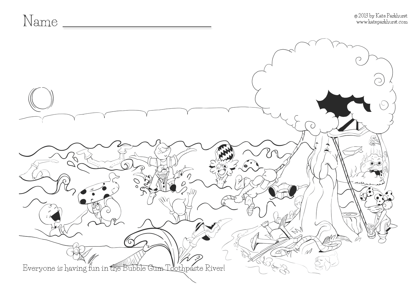 1392x984 Images Of Colorado River Coloring Page