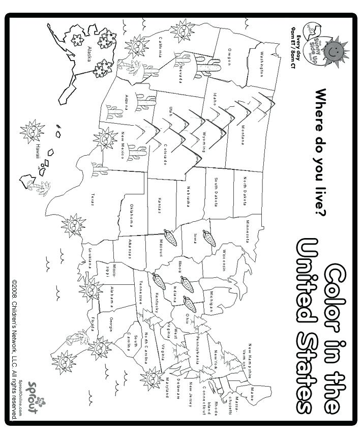 712x863 Ideas About Earth Coloring Pages On Day Page Road Map Kindergarten