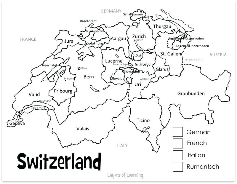 800x621 Map Of Printable Coloring Book Pages Map Of Flag Coloring Page