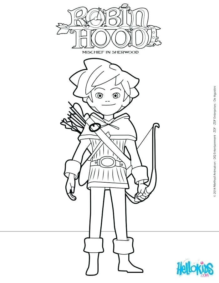 700x905 Robin Hood Coloring Page Robin Hood Coloring Pages Robin Hood