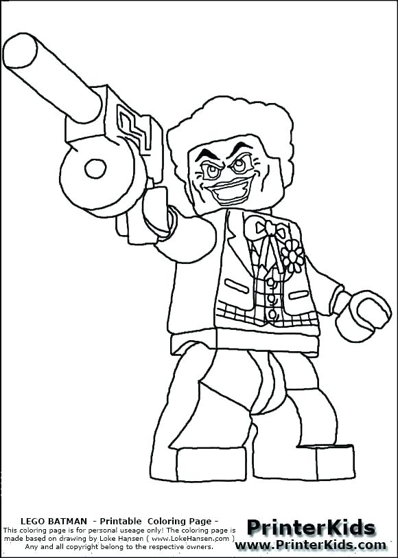 Robin Superhero Coloring Pages