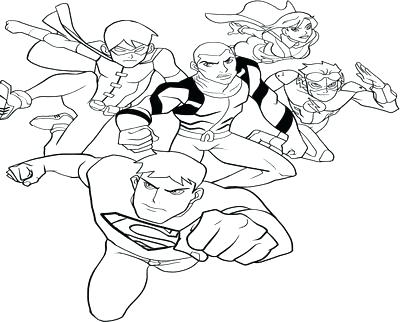 400x322 Robin Coloring Page Young Justice Robin Coloring Pages Page Image