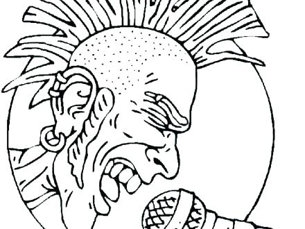 440x330 Kissing Hand Coloring Pages Kissing Hand Coloring Pages Hand