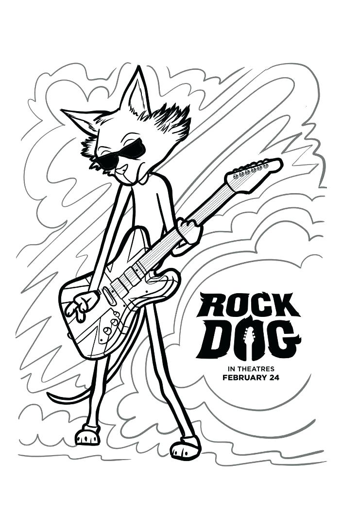 704x1088 Rock Coloring Page School Rocks Coloring Pages