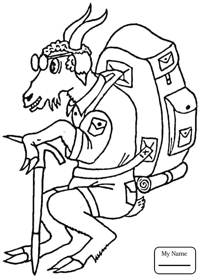 765x1067 Instructive Mountain Climber Coloring Page Roc