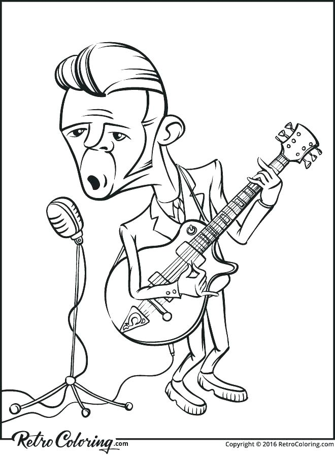 660x900 Rock And Roll Coloring Pages Maycrutex