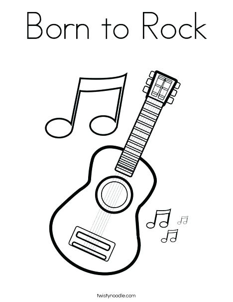 468x605 Rock Coloring Pages Coloring Pages Of Rocks Rock Star Coloring