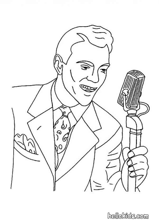 602x850 Rock Star Coloring Pages