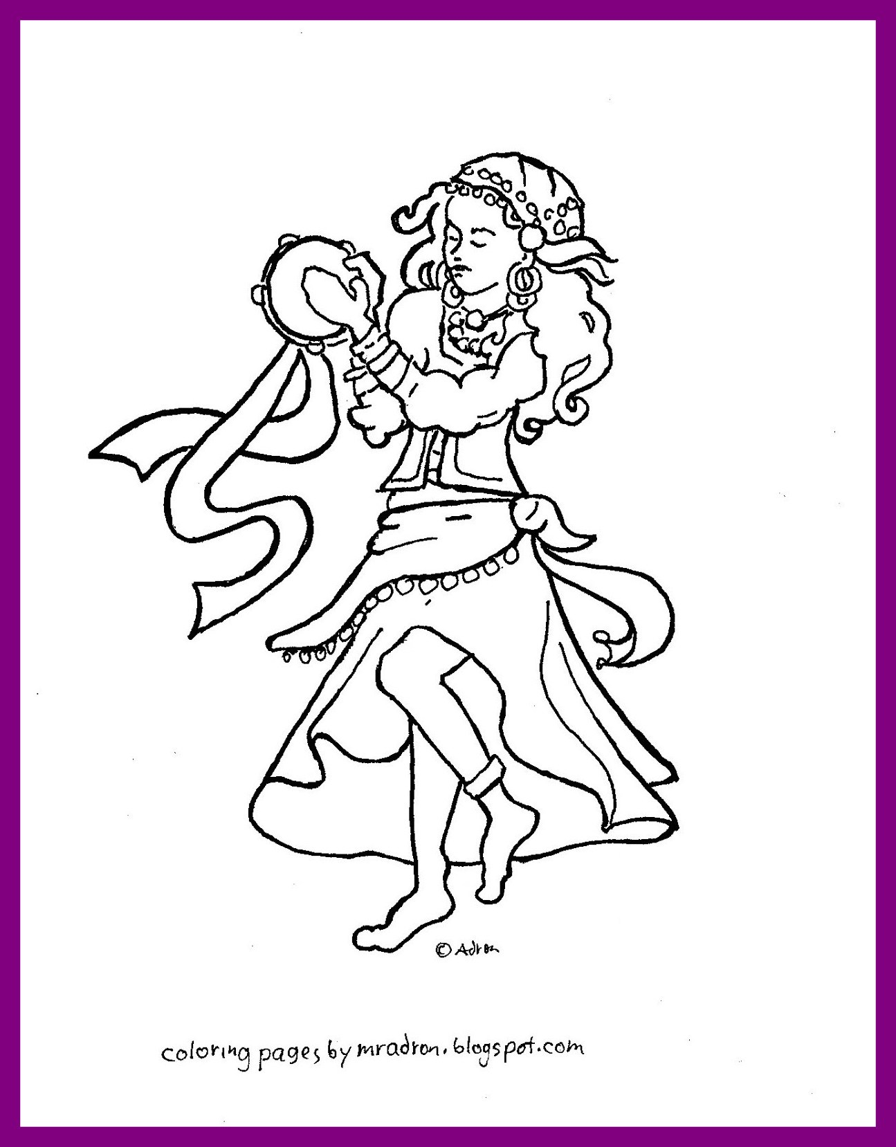 1295x1658 Fascinating Tattoo Darlings Sample Coloring Page Rockabilly Girl