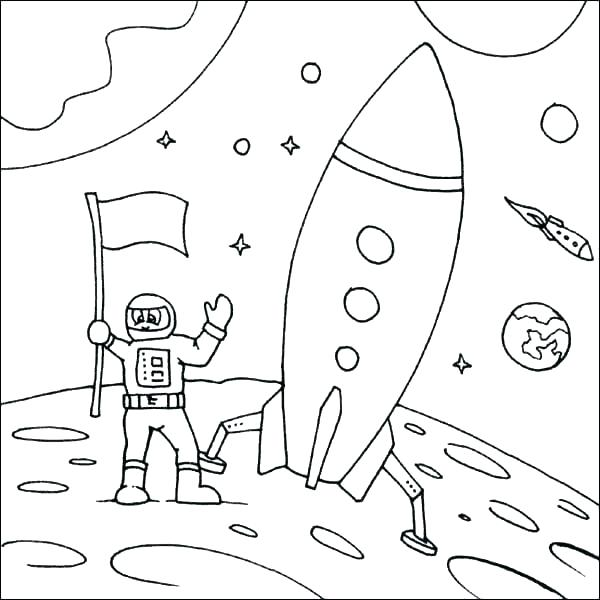 600x600 Rocket Coloring Pages Pdf Rocket Coloring Pages Rocket Coloring