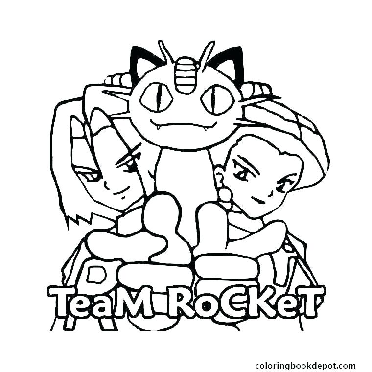 760x760 Rocket Coloring Pages Rocket Coloring Sheet Team Rocket Coloring