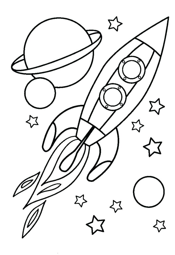 736x1074 Reduced Rocket Coloring Pages