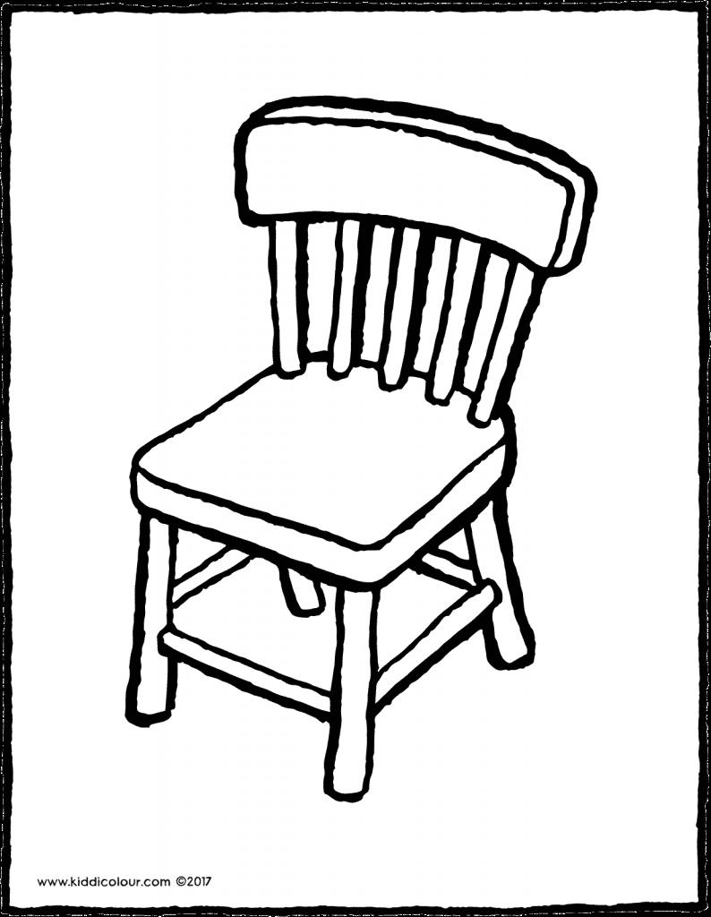 794x1024 Furniture Kleurprenten