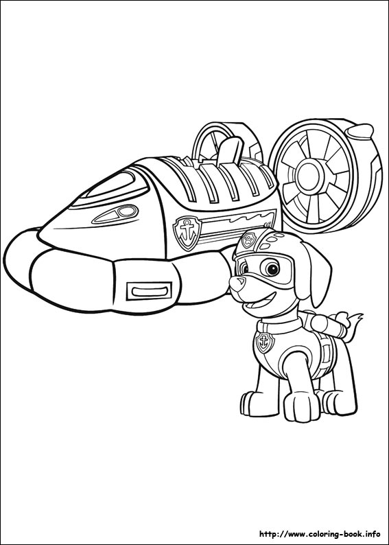 The Best Free Zuma Coloring Page Images Download From 111
