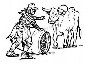 299x224 Rodeo Clown Coloring Pages