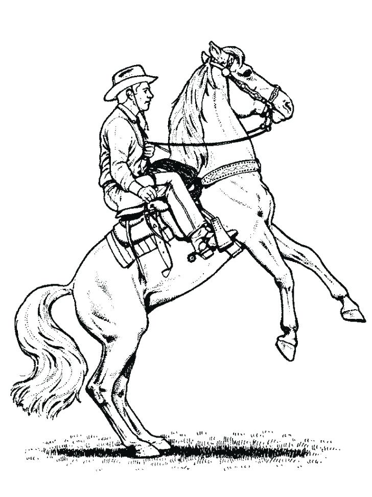 728x971 Rodeo Coloring Pages Medium Size Of Rodeo Coloring Pages