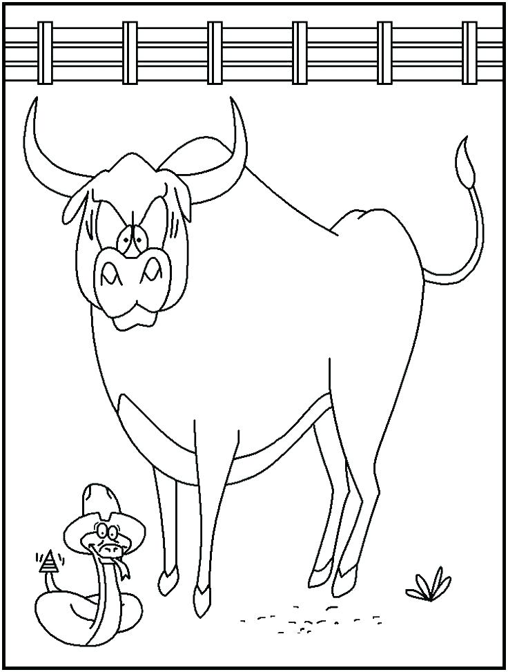 736x973 Rodeo Coloring Pages Rodeo Coloring Pages As Well As Frosty Rodeo