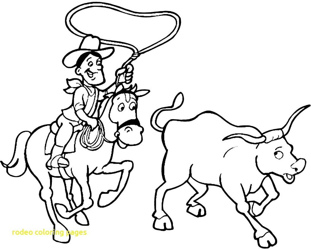 1050x840 Rodeo Coloring Pages Arilitv Adult Rodeo Coloring Pages Rodeo