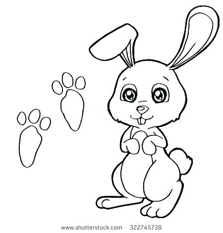 450x470 Roger Rabbit Coloring Pages Rabbit Coloring Pages Rabbit Coloring