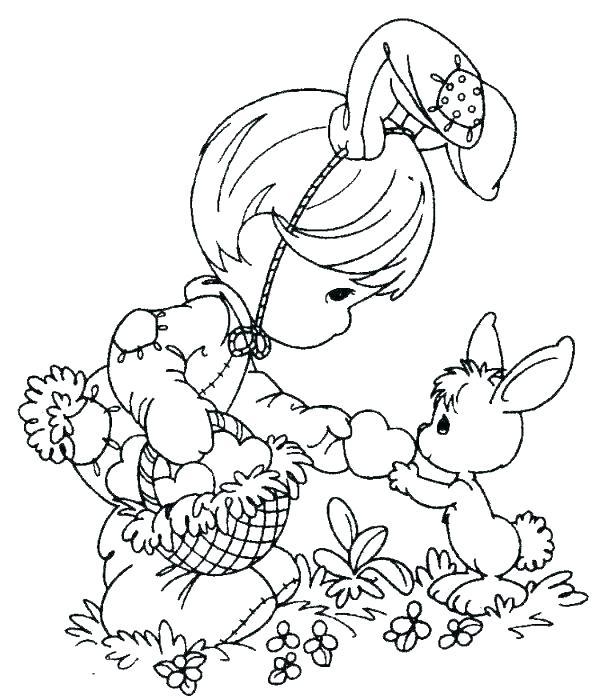 600x696 Roger Rabbit Coloring Pages Rabbit Printable Medium Size Of Rabbit