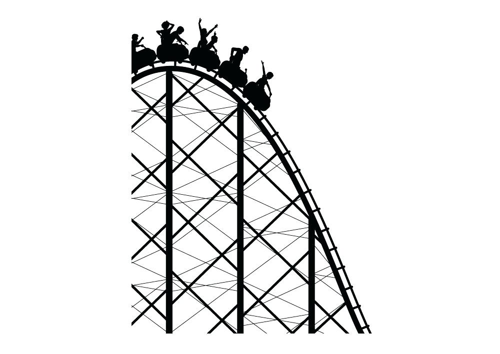 1000x709 Hershey Kiss Coloring Page Roller Coaster Coloring Pages Stock