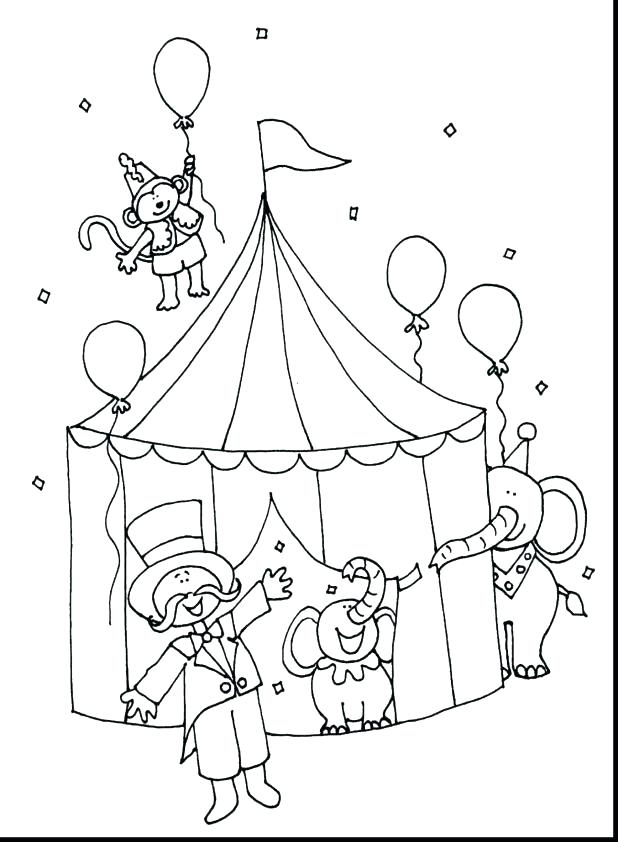 618x842 Carnival Coloring Page Fair Coloring Pages Roller Coaster Carnival
