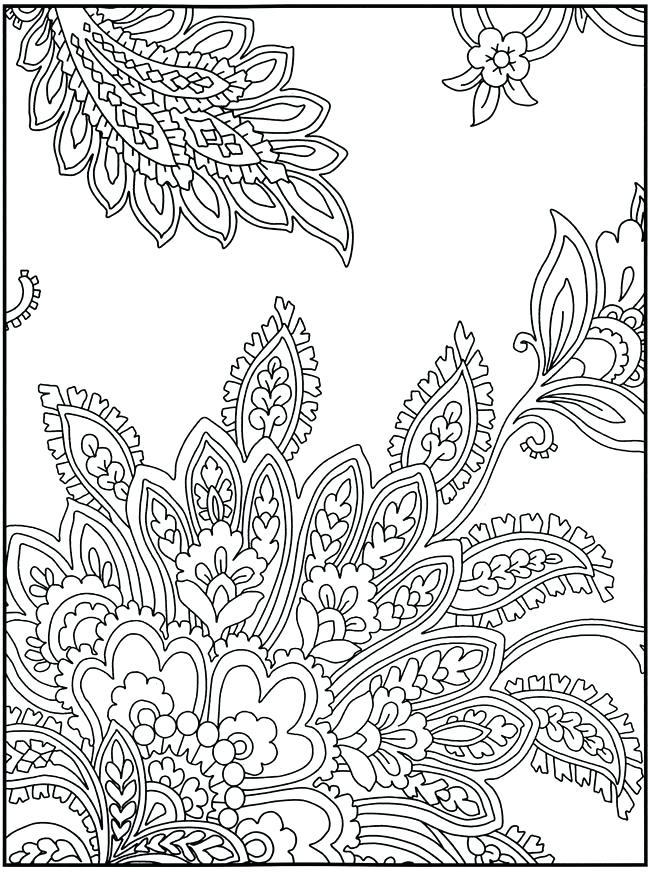 650x872 Coloring Book Designs Plus A Floral Mandala Coloring Pages