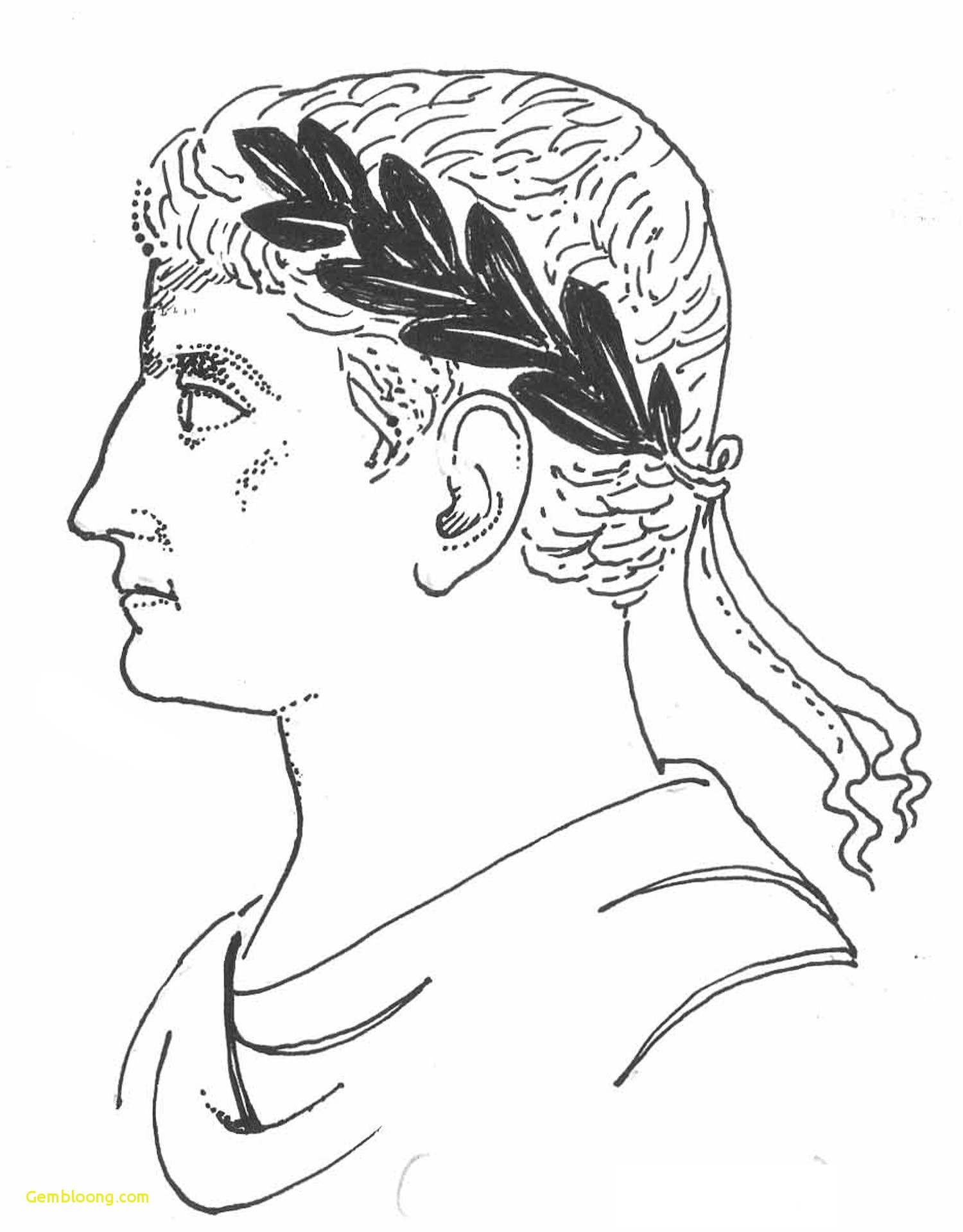 1500x1920 Julius Caesar Coloring Pages Ancient Rome And Roman Empire History