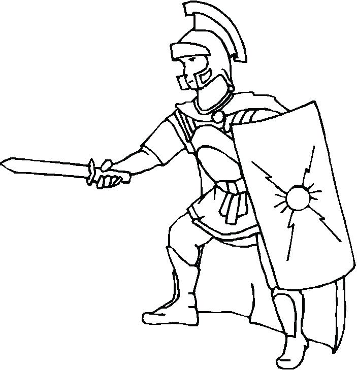 703x731 Roman Coloring Pages Roman Empire Coloring Pages Roman Coloring