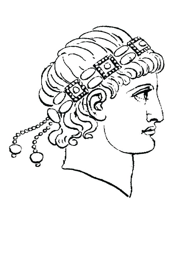 618x874 Roman Empire Coloring Pages