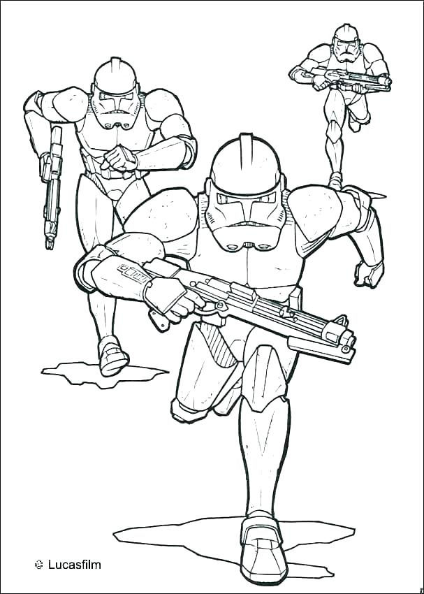 607x850 Soldier Coloring Pages To Print Toy Soldier Coloring Pages