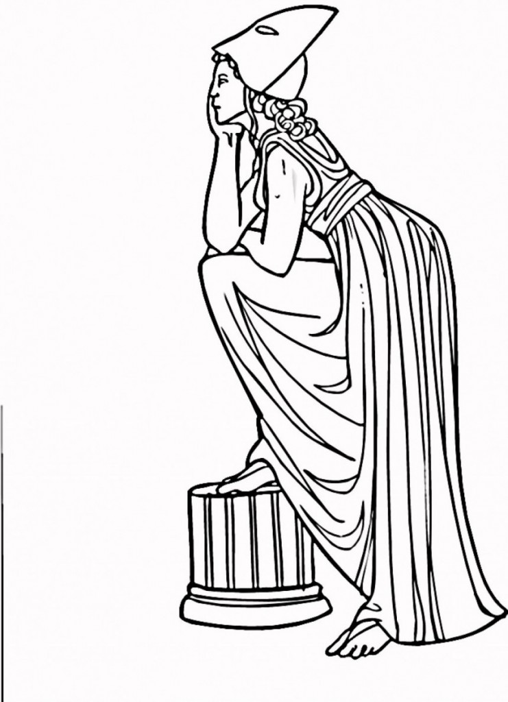 741x1024 Ancient Rome Coloring Pages Many Interesting Cliparts