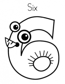 225x291 From To In Roman Numerals Coloring Page Printable Game