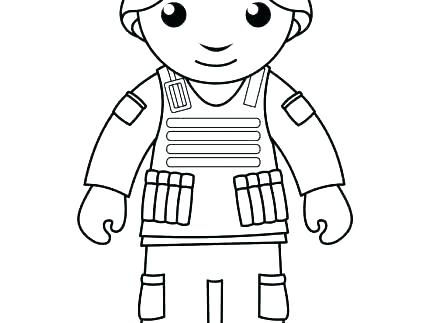 The Best Free Soldier Coloring Page Images Download From 709 Free