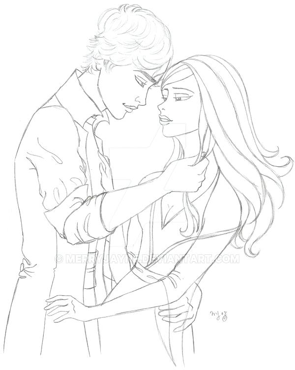 600x752 Romeo And Juliet Coloring Pages
