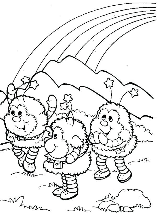 600x823 Rainbow Bright Coloring Pages Rainbow Coloring Pages Twink Romeo