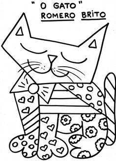 236x328 Romero Britto Coloring Pages Luxury Romero Britto Coloring Pages