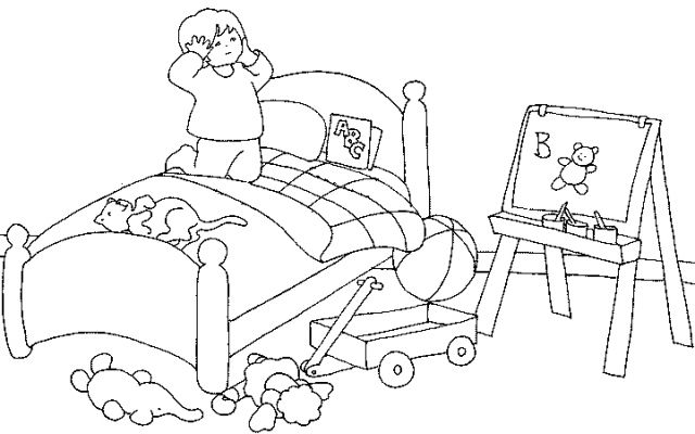 640x400 Coloring Pages For Kids To Print