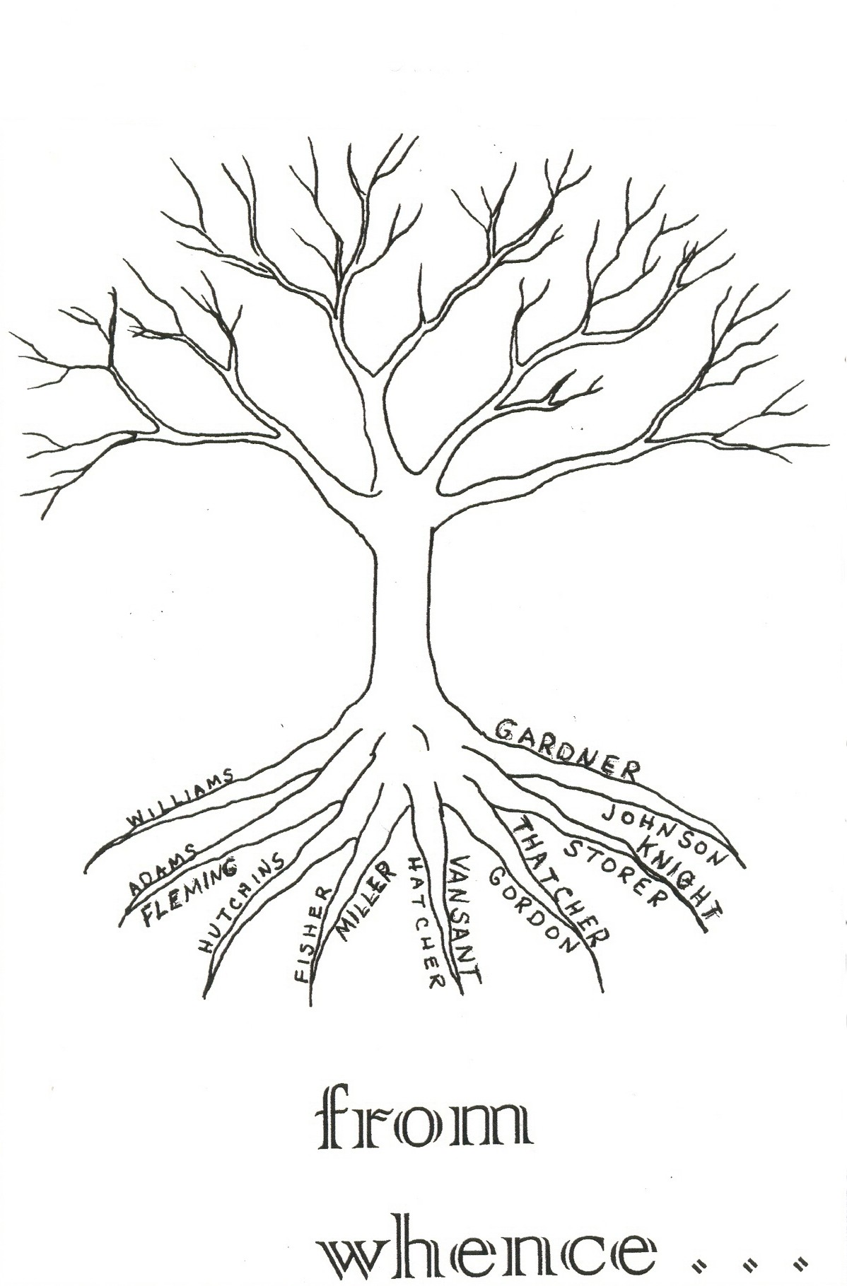 1198x1819 Tree Coloring Pages Roots Best Of Best Of Tree