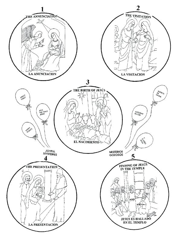 600x784 Rosary Coloring Page Praying Hands Coloring Page Coloring Praying